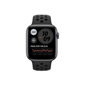 buy Apple Watch Series 6 Nike 44MM - Space Gray best price in sri lanka from wish.lk